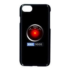 Hal 9000 Apple Iphone 7 Seamless Case (black)