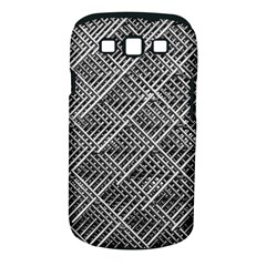 Pattern Metal Pipes Grid Samsung Galaxy S Iii Classic Hardshell Case (pc+silicone)