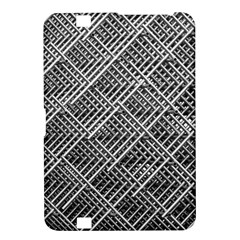 Pattern Metal Pipes Grid Kindle Fire Hd 8 9