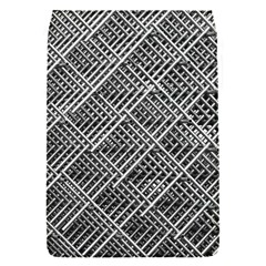 Pattern Metal Pipes Grid Flap Covers (s)