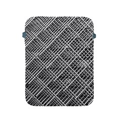 Pattern Metal Pipes Grid Apple iPad 2/3/4 Protective Soft Cases