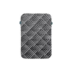 Pattern Metal Pipes Grid Apple Ipad Mini Protective Soft Cases