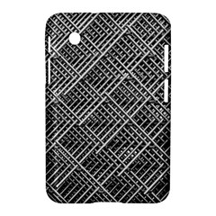 Pattern Metal Pipes Grid Samsung Galaxy Tab 2 (7 ) P3100 Hardshell Case