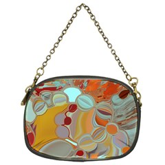 Liquid Bubbles Chain Purses (One Side)