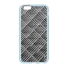 Pattern Metal Pipes Grid Apple Seamless iPhone 6/6S Case (Color)