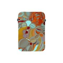 Liquid Bubbles Apple iPad Mini Protective Soft Cases