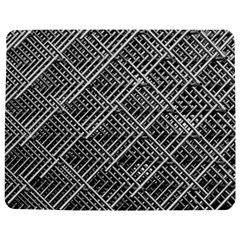 Pattern Metal Pipes Grid Jigsaw Puzzle Photo Stand (rectangular)