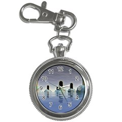 Abstract Gates Doors Stars Key Chain Watches