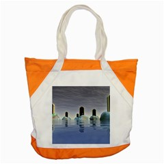 Abstract Gates Doors Stars Accent Tote Bag