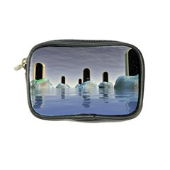 Abstract Gates Doors Stars Coin Purse