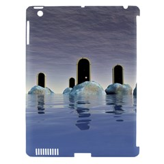 Abstract Gates Doors Stars Apple Ipad 3/4 Hardshell Case (compatible With Smart Cover)