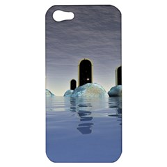 Abstract Gates Doors Stars Apple iPhone 5 Hardshell Case