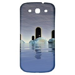 Abstract Gates Doors Stars Samsung Galaxy S3 S III Classic Hardshell Back Case