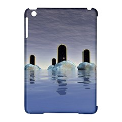 Abstract Gates Doors Stars Apple Ipad Mini Hardshell Case (compatible With Smart Cover)
