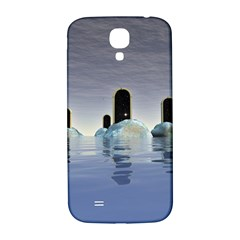 Abstract Gates Doors Stars Samsung Galaxy S4 I9500/i9505  Hardshell Back Case