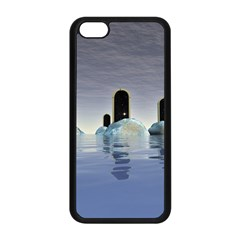 Abstract Gates Doors Stars Apple iPhone 5C Seamless Case (Black)