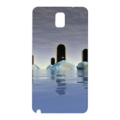 Abstract Gates Doors Stars Samsung Galaxy Note 3 N9005 Hardshell Back Case