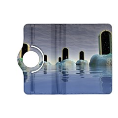 Abstract Gates Doors Stars Kindle Fire HD (2013) Flip 360 Case