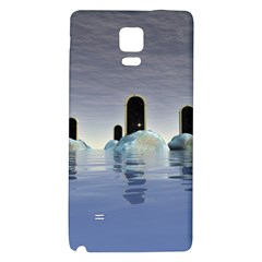 Abstract Gates Doors Stars Galaxy Note 4 Back Case