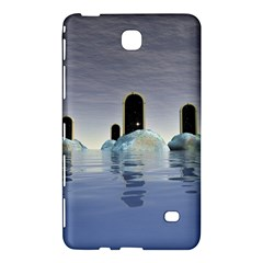 Abstract Gates Doors Stars Samsung Galaxy Tab 4 (8 ) Hardshell Case