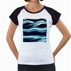 Texture Fractal Frax Hd Mathematics Women s Cap Sleeve T