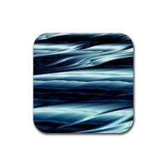 Texture Fractal Frax Hd Mathematics Rubber Coaster (square)