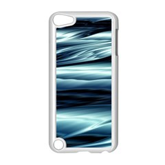 Texture Fractal Frax Hd Mathematics Apple Ipod Touch 5 Case (white)