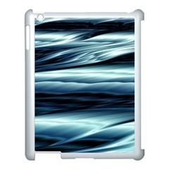 Texture Fractal Frax Hd Mathematics Apple Ipad 3/4 Case (white)