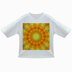 Sunshine Sunny Sun Abstract Yellow Infant/toddler T Shirts