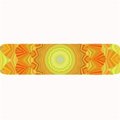 Sunshine Sunny Sun Abstract Yellow Large Bar Mats