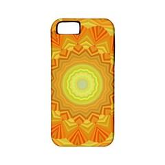 Sunshine Sunny Sun Abstract Yellow Apple iPhone 5 Classic Hardshell Case (PC+Silicone)