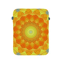 Sunshine Sunny Sun Abstract Yellow Apple iPad 2/3/4 Protective Soft Cases
