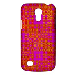 Pink Orange Bright Abstract Galaxy S4 Mini