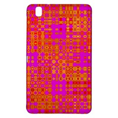Pink Orange Bright Abstract Samsung Galaxy Tab Pro 8 4 Hardshell Case