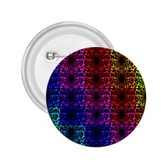 Rainbow Grid Form Abstract 2.25  Buttons