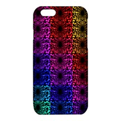 Rainbow Grid Form Abstract iPhone 6/6S TPU Case