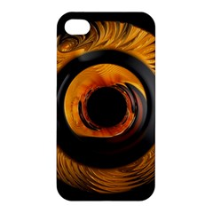 Fractal Pattern Apple Iphone 4/4s Premium Hardshell Case