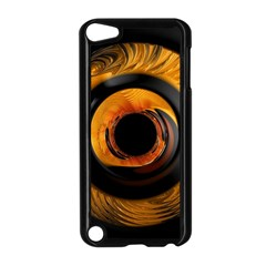 Fractal pattern Apple iPod Touch 5 Case (Black)