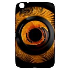 Fractal Pattern Samsung Galaxy Tab 3 (8 ) T3100 Hardshell Case
