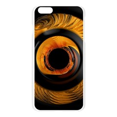 Fractal pattern Apple Seamless iPhone 6 Plus/6S Plus Case (Transparent)