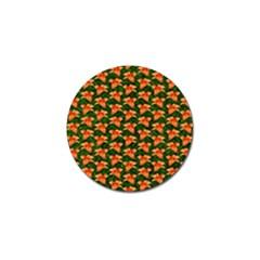Background Wallpaper Flowers Green Golf Ball Marker