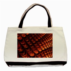 Fractal Mathematics Frax Hd Basic Tote Bag