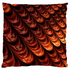 Fractal Mathematics Frax Hd Large Cushion Case (One Side)