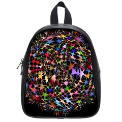 Network Integration Intertwined School Bags (Small)