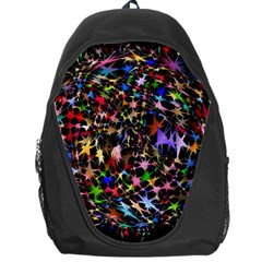 Network Integration Intertwined Backpack Bag