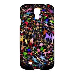 Network Integration Intertwined Samsung Galaxy S4 I9500/I9505 Hardshell Case