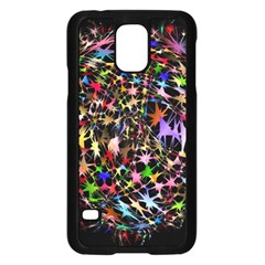 Network Integration Intertwined Samsung Galaxy S5 Case (Black)