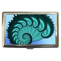Fractals Texture Abstract Cigarette Money Cases