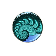 Fractals Texture Abstract Hat Clip Ball Marker (10 Pack)