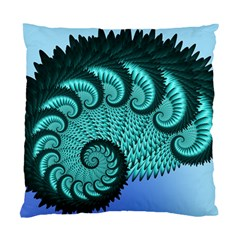 Fractals Texture Abstract Standard Cushion Case (One Side)